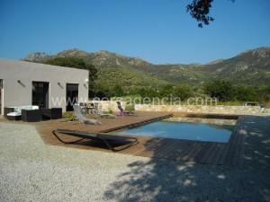 Villa d'architecte 14km d'Ile Rousse